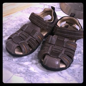 Almost new Stride Rite sandals